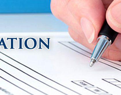 Preparing and submitting IPQR
